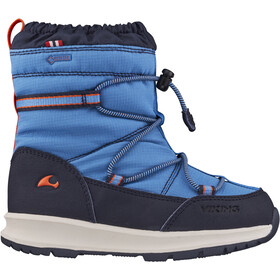 Viking Footwear Asak GTX Winter Boots Kids blue/navy